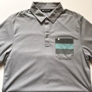 Travis Mathew Pocket Polo